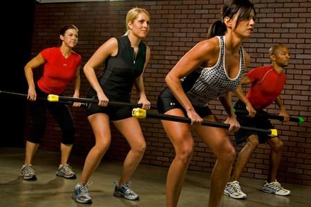 упражнения с body bar