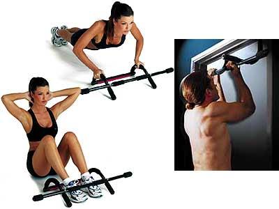 Силовое упражнение Upper Body