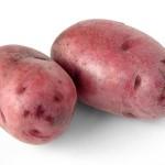 картофель в пост