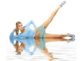 упражнения лежа на боку