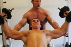 упражнения в бодибилдинге