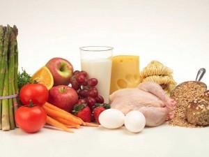 продукты для роста мышц