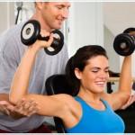 фитнес тренажерный зал