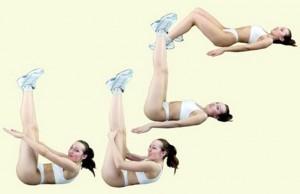 калланетика для похудения - упражнения