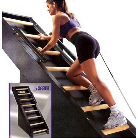 бег по лестнице для похудения программа тренировок