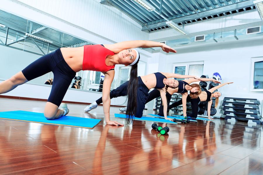 Тряска упражнение для похудения