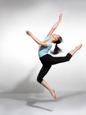 движение в танце