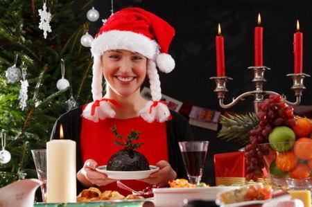 диета на Новый год